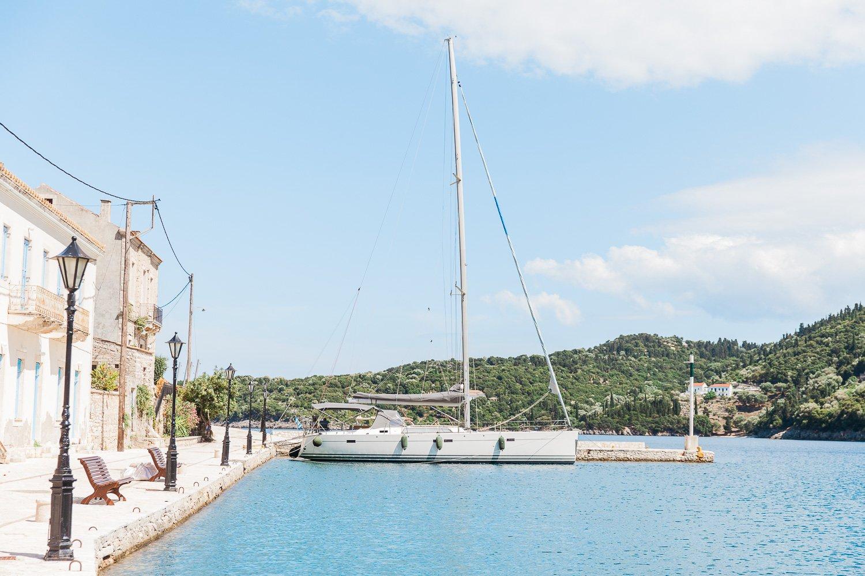 noleggio barche a vela Grecia